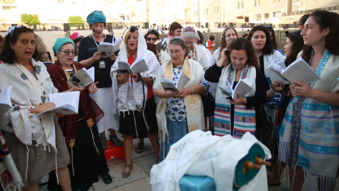 Femmes d'Israël, à l'ombre du Mur