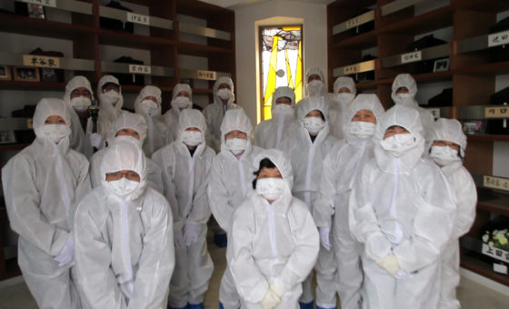 Fukushima, la dignité du vivant