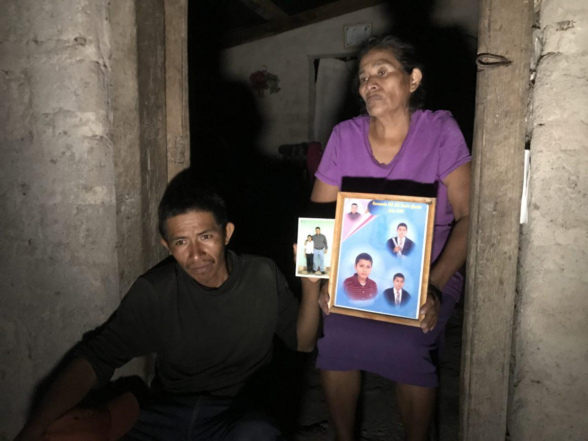 Mexique: à la recherche des migrants perdus