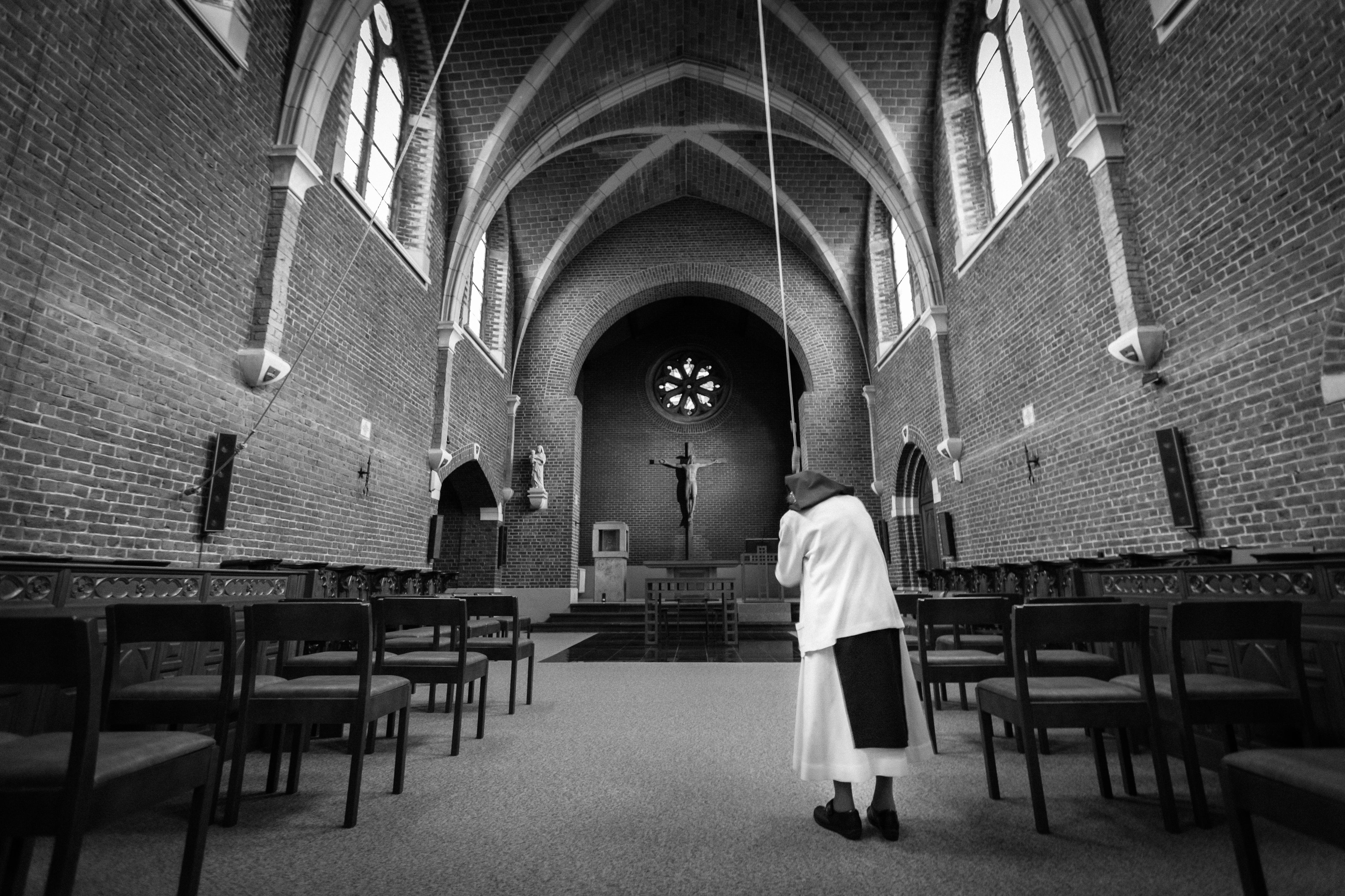 Silence et éternité: les Trappistes de Chimay