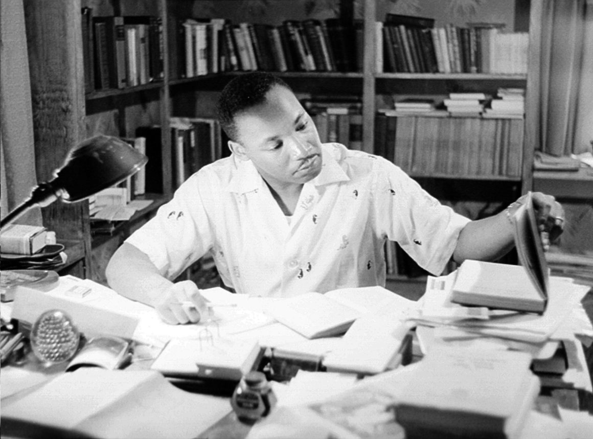 Martin Luther King, la force d'aimer