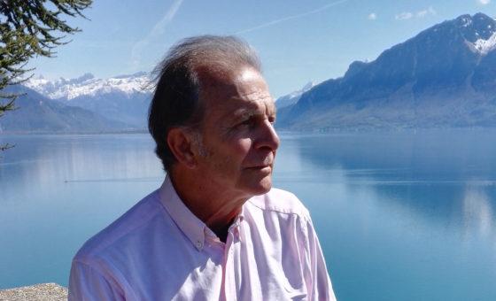 Roland Giraud, le pari de croire en la vie