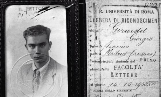 Giorgio Girardet:  un soldat, un pasteur