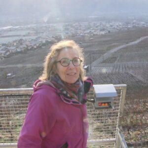 Marie-Thérèse Chappaz, in Vino Veritas