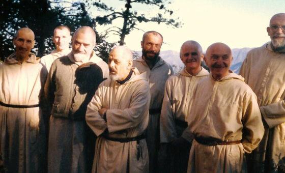 Christophe Lebreton, moine de Tibhirine.